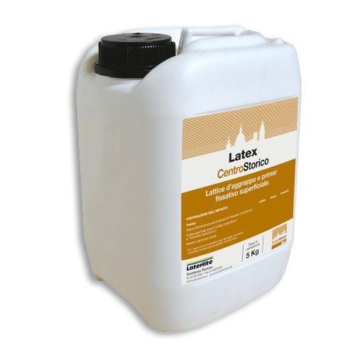 Latex CS : Látex CentroStorico para imprimación, consolidación, aditivación