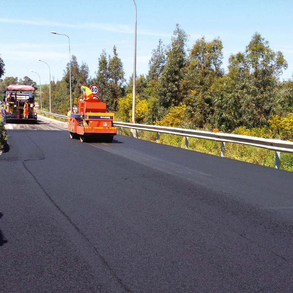 Mezclas bituminosas, asfalto drenante, fonoabsorbente, ligero