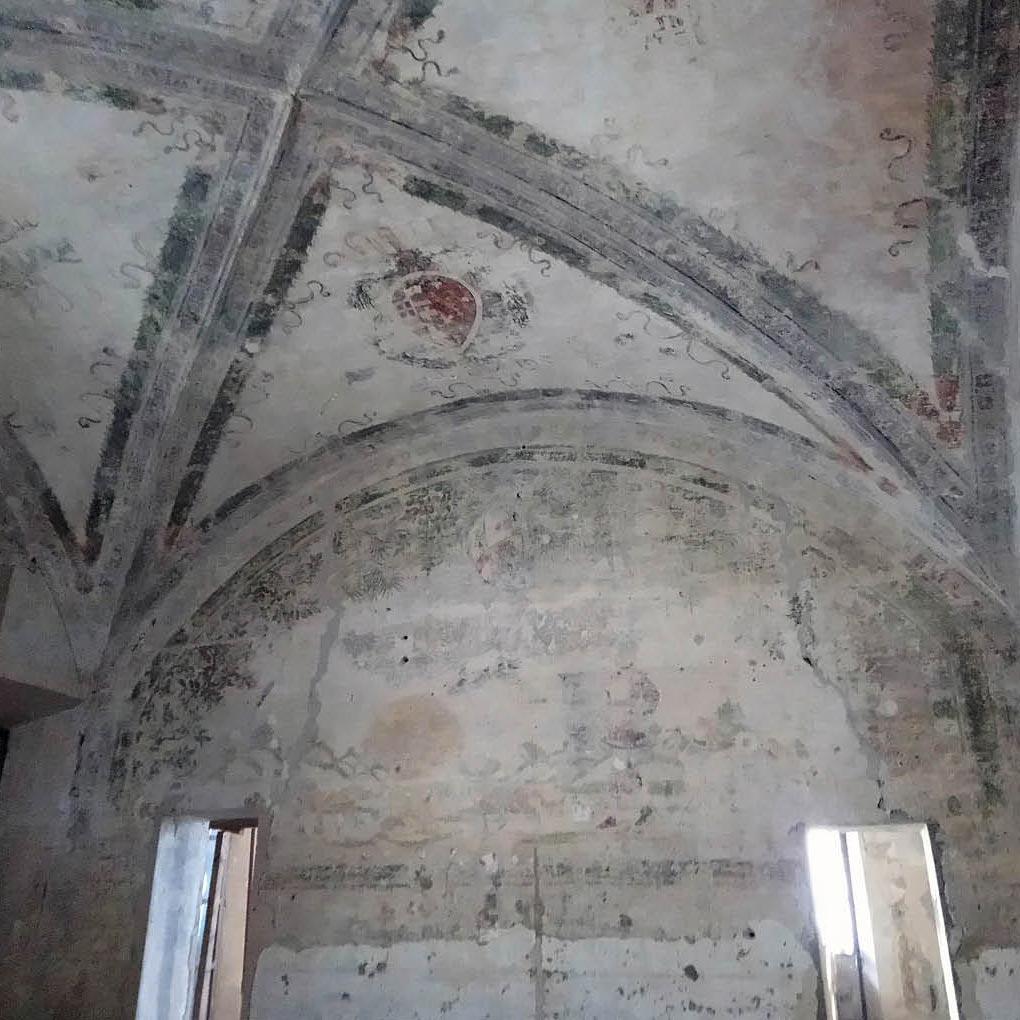 Aligeramiento y Consolidación de bóvedas y cúpulas