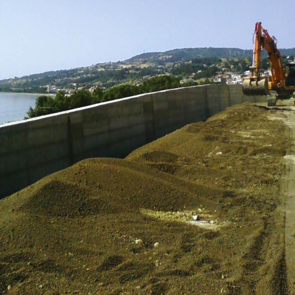 Estructuras de contención de suelos